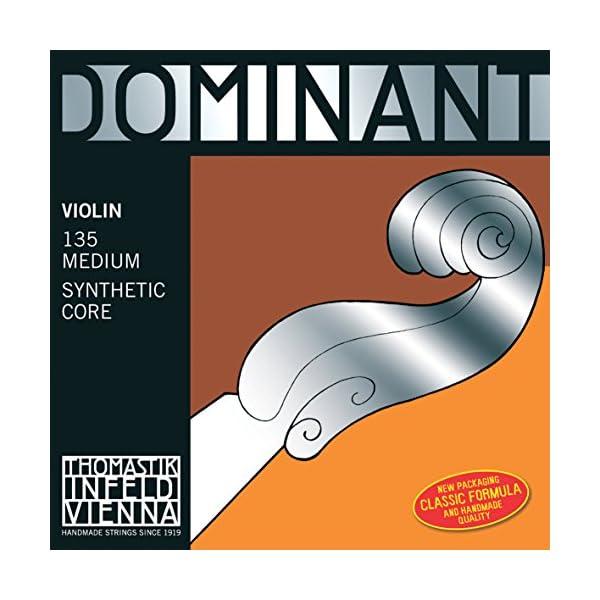Dominant ドミナント 1/2バイオリン弦セットの商品画像
