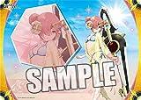 キャラクター万能ラバーマット Fate/Grand Order セイバー/フランケンシュタイン 約長辺520×短辺370×厚さ2mm