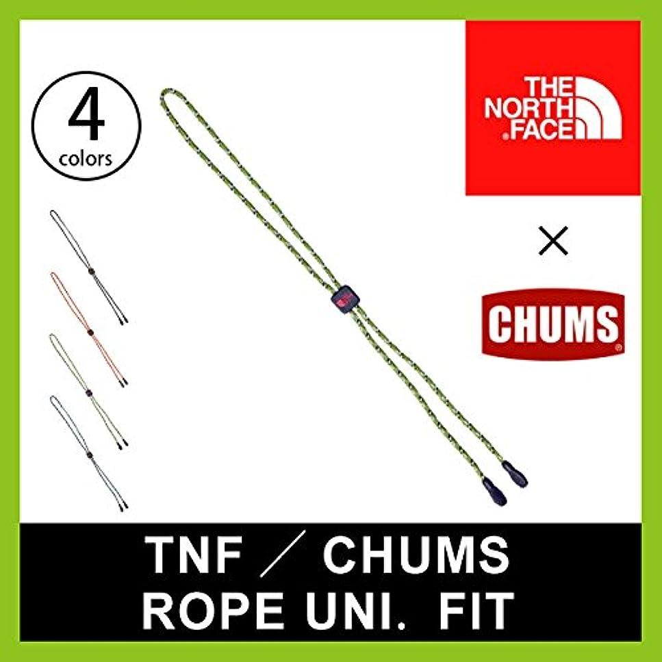 ベーカリーカリング成熟ザノースフェイス TNF/CHUMS ロープユニバーサルフィット NN71306