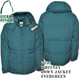 Whitney Down Jacket 7952: Evergreen