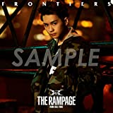 THE RAMPAGE from EXILE TRIBE 吉野北人 アザージャケット FRONTIERS