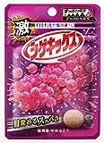 味覚糖 激シゲキックス 極刺激甲州ぶどう味 20g×10袋
