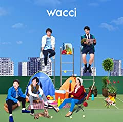 wacci「感情」のジャケット画像