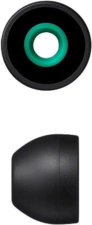 ソニー SONY ハイブリッドイヤーピース EP-EX11M : Mサイズ 4個入り ブラック EP-EX11M B