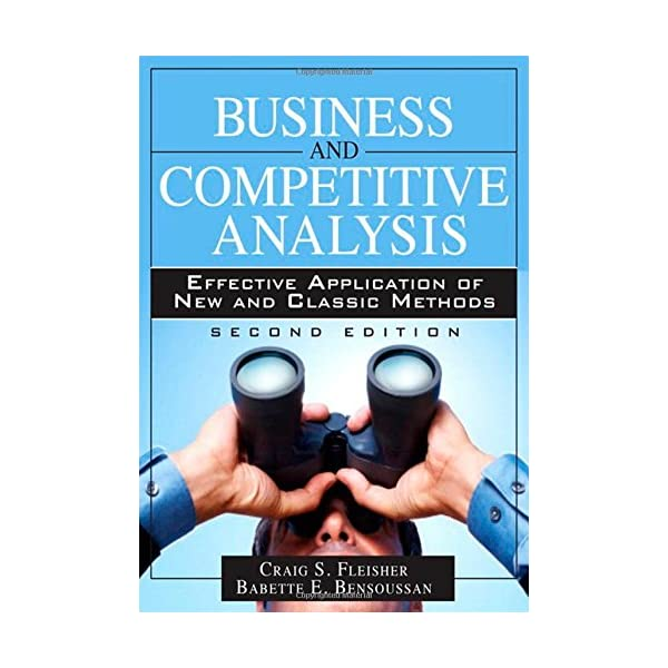 Business and Competitive...の商品画像