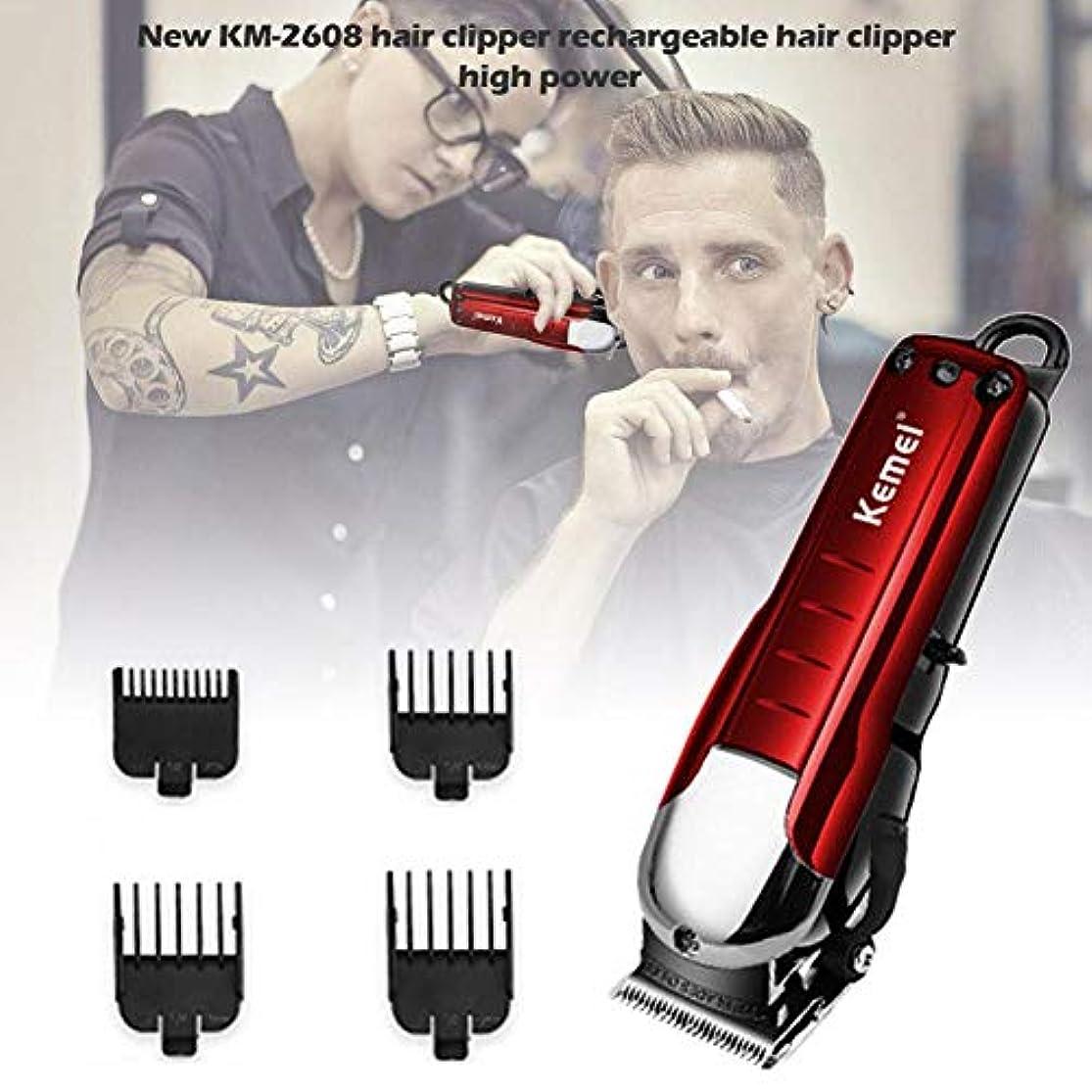 曖昧な符号オーストラリアバリカン、電気プロのヘアトリマー切断機ひげ理髪用男性スタイルツール