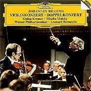 【Amazon.co.jp限定】ブラームス: ヴァイオリン協奏曲、二重協奏曲 (SHM-CD)(特典:クラシックロゴ入り ストーンペーパーコースター1枚)