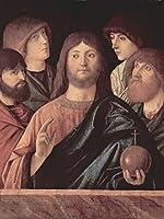 Lais Puzzle Vittore Carpaccio - 贖い主は4人の使徒を祝福 1000 部