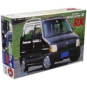 フジミ模型 1/24 インチアップ スズキ ワゴンR RX '93
