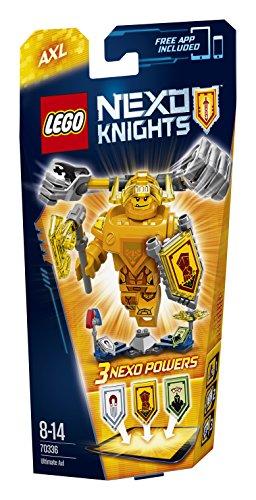 レゴ (LEGO) ネックスナイツ シールドセット アクセル 70336