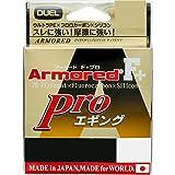 デュエル(DUEL) PEライン アーマード F+ Pro エギング 150m 0.6号 クリアーオレンジ H4088