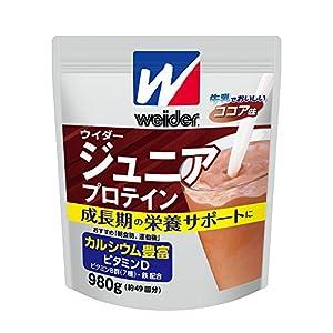 ウイダー ジュニアプロテイン ココア味 980...の関連商品2