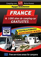 France Motorhome Stopovers - Guide to Free Aires: Camping Guides (Michelin Regional)