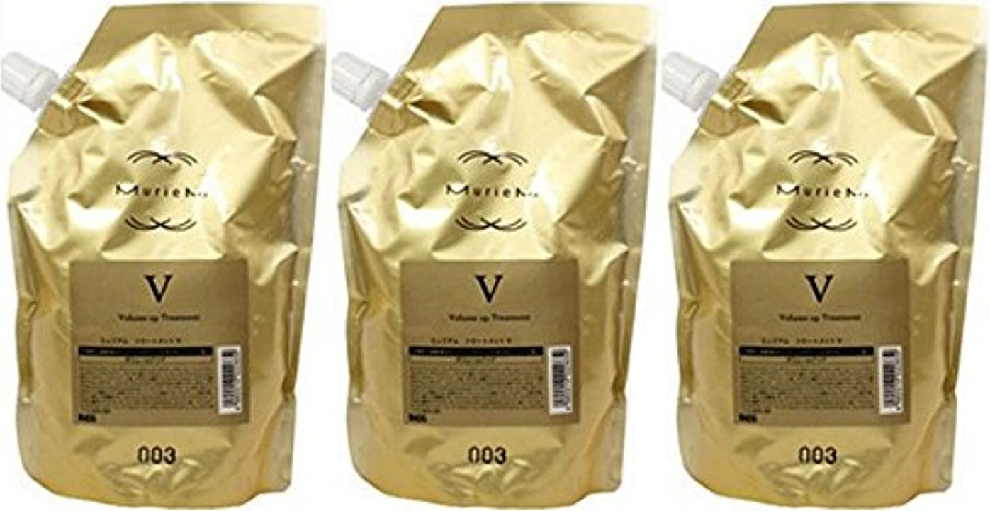 食品磨かれたトンネル【X3個セット】 ナンバースリー ミュリアム ゴールド トリートメント V 500g 詰替え用