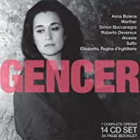 Legendary Performances of Leyla Gencer