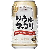 サントリー ソウルマッコリ 350ml×24缶