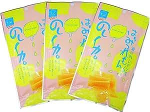 ただいま注文殺到中のため3週間後の発送予定 瀬戸内 レモン のしイカ はちみつれもん味 42g×3袋(広島県産) 広島レモン M   おつまみ・珍味 通販