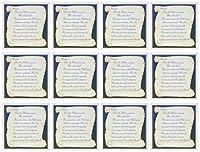 ビバリーターナー名前デザイン–マイケル・The Meaning–グリーティングカード Set of 12 Greeting Cards