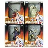 犬夜叉 フィギュアコレクション 全4種セット