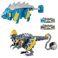 獣電戦隊キョウリュウジャー 獣電竜シリーズ03&04カンフーコンボセット