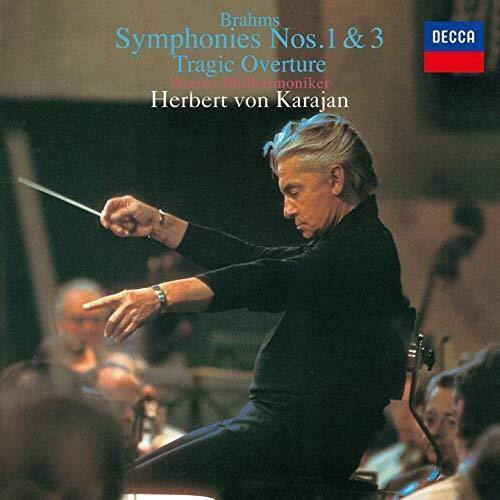 ブラームス:交響曲第1番&第3番、悲劇的序曲