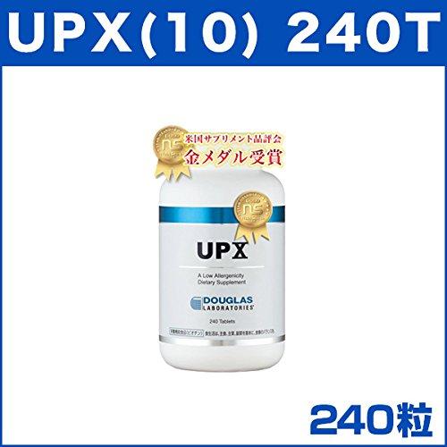 ダグラスラボラトリーズ UPX マルチビタミン&ミネラル 240粒 約30日分