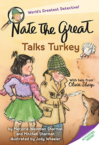 Nate the Great Talks Turkeyの詳細を見る