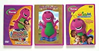 Barney:Sing & Dance/Movin & Groovin [DVD] [Import]