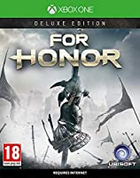 For Honor Deluxe Edition (Xbox One) (輸入版)