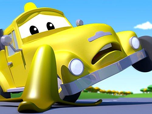 機嫌の悪いフラビー道路にはまる / 除雪機のサムが倒れちゃった! / エイプリルフール:ベイビーたちがマリオカートをする!