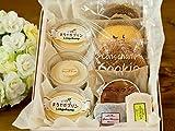 プリン シュークリーム ロールケーキ チョコ チーズケーキ 半生 ケーキ いろいろセット (ギフト 小サイズ)