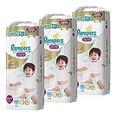 【ケース販売】 パンパース おむつ ビッグサイズ (12~22kg) パンツ はじめての肌へのいちばん 120枚 (40枚×3パック)