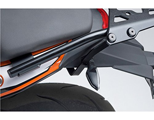 SW-MOTECH(エスダブリューモーテック) ALU-RACK(アルラック) リアキャリア ブラック KTM 125 / 200 / 390 Duke gpt-04-213-15000-b