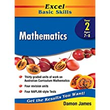 Excel Basic Skills Workbook: Mathematics Year 2