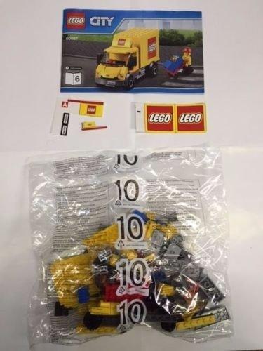 レゴ レゴ配達トラック - レゴ シティのまち 60097