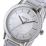コーチ COACH クオーツ メンズ 腕時計 14000049-M シルバー 腕時計 海外インポート品 コーチ mirai1-532221-ah [並行輸入品] [簡素パッケージ品]