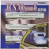 TOMIX Nゲージ N700 8000系 山陽 九州新幹線 基本セット 92411 鉄道模型 電車