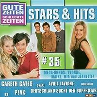 Gareth Gates, Wolfsheim, P!nk, Yvonne Catterfeld, Jennifer Lopez..