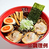 麺家いろは 富山ブラック 黒醤油らーめんと白エビ塩らーめん8食セット(「黒醤油」「白エビ塩」各4食)