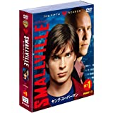 SMALLVILLE/ヤング・スーパーマン 5thシーズン 前半セット (1~12話・6枚組) [DVD]