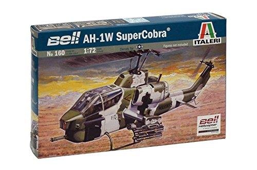 イタレリ 160 1/72 AH-1Wスーパーコブラ