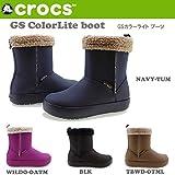 クロックス メンズ ブーツ (クロックス)CROCS crs-056 GS ColorLite boot カラーライト ブーツ / 15839 国内正規品