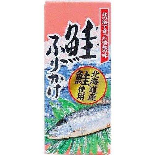みなり 北海道産鮭ふりかけ ビン 85g