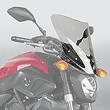 デイトナ(Daytona) national cycle VStream ウインドシールド MT-07/A('14〜'15) (ライトスモーク)93312 スクリーン