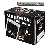 ボックスof 16BCW磁気カードホルダー–100PT。