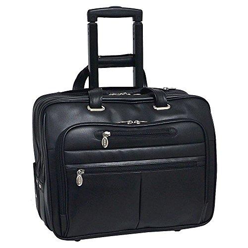 (マックレーンユーエスエー) McKlein USA メンズ バッグ キャリーバッグ Wrightwood Wheeled 17' Laptop Case 並行輸入品