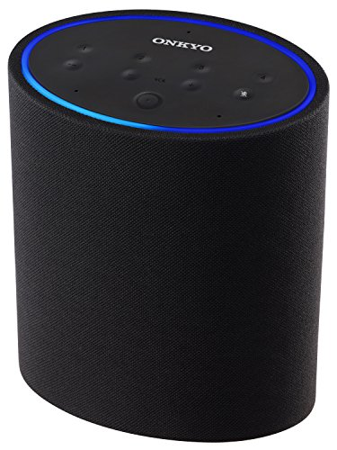 ONKYO スマートスピーカー P3 Amazon Alexa対応/DTS ...