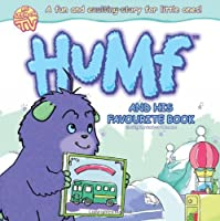 Humf and His Favourite Book (Story Board Book)