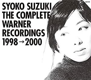 SYOKO SUZUKI THE COMPLETE WARNER RECORDINGS 1998→2000