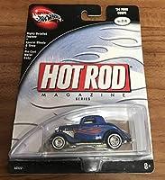 ホットウィール HOT ROD FORD '34 FORD COUPE 1 64 ミニカー